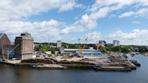 Źródło: Zarząd Portu Morskiego Kołobrzeg (www.zpm.portkolobrzeg.pl)