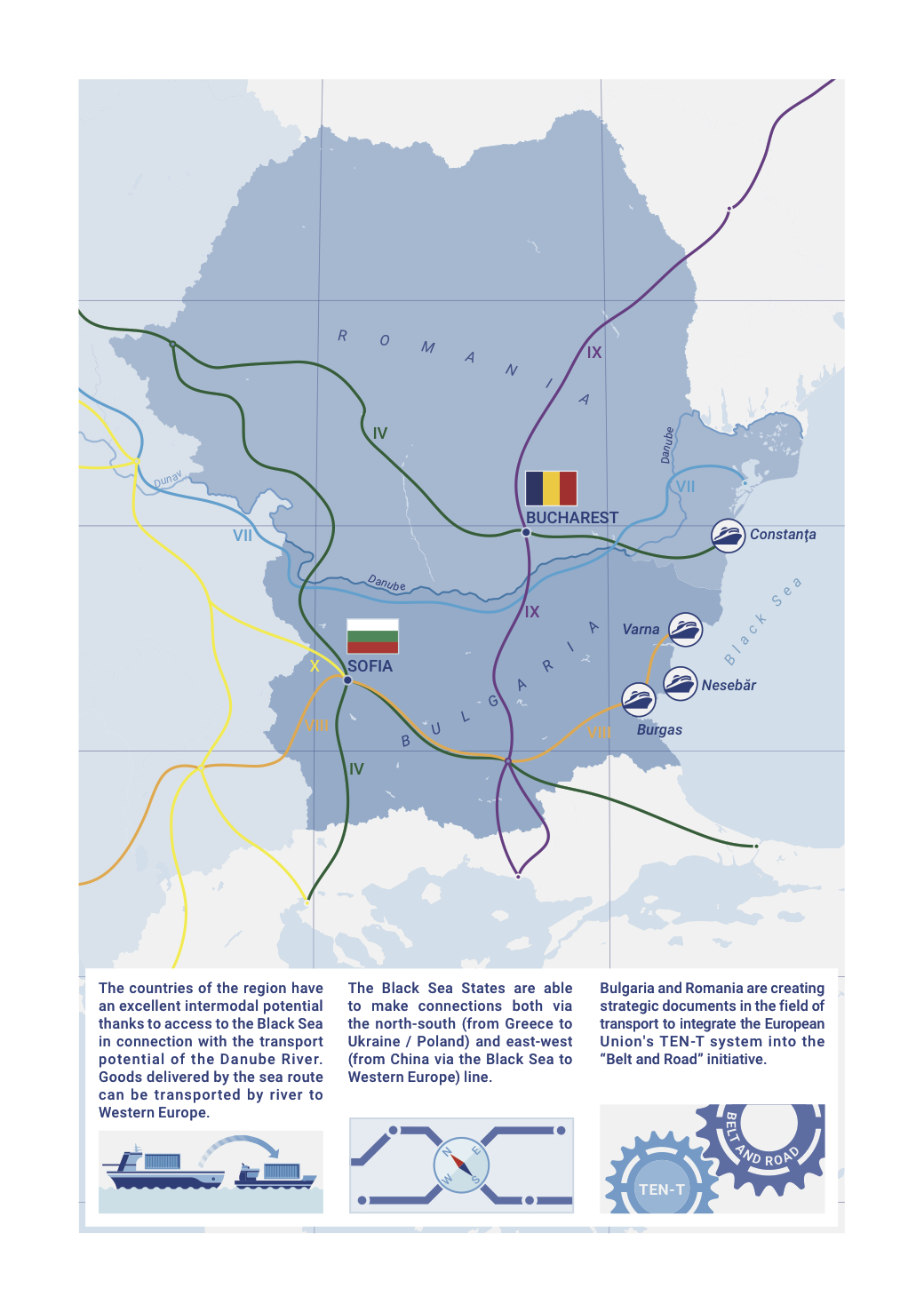 Infrastructure projects of the black sea region coordinating the country has produced an integrative document which mentions the priorities for the development of the main transport infrastructure up to the year 2030 publicscrutiny Choice Image