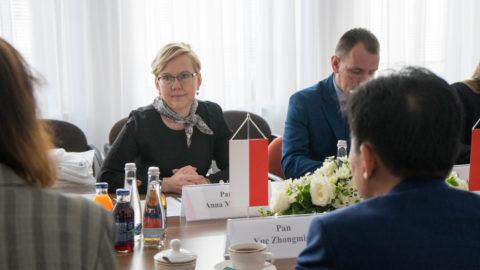 spotkanie A.Moskwy z Komisją Rzeki Żółtej