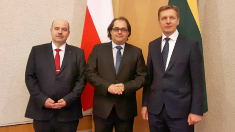 Photo: Ministry of Maritime Economy and Inland Navigation of Poland
